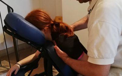 Il chair massage