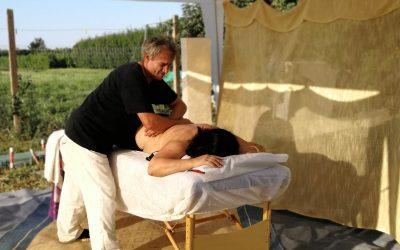 Il massaggio riattivante